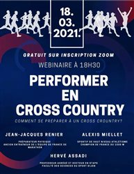 Performer en Cross Country
